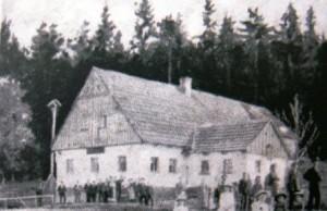 hostinec Na Pasece (1902)
