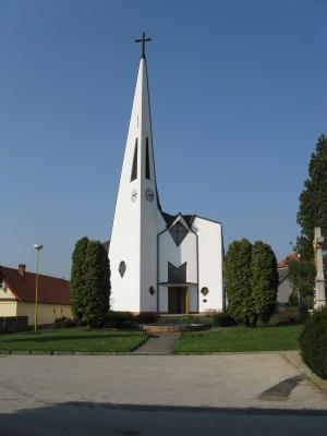 Kostel sv. Cyrila a Metodeje