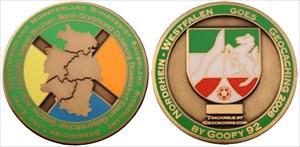 NRW 2008-Coin