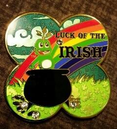 Luck of the Irish Geocoin