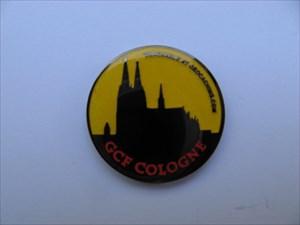 GCF Cologne Micro Geocoin