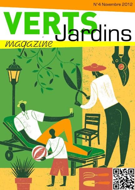 VERTs Jardins Magazine