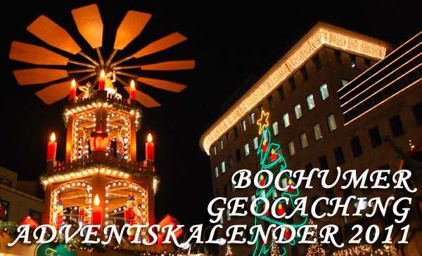 Bochumer Geocaching Adventskalender 2011