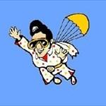 Flying Elvis