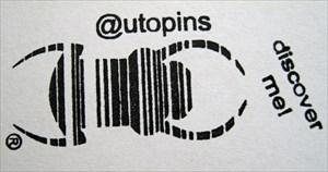 discover me ! stamp by autopins_klein_un