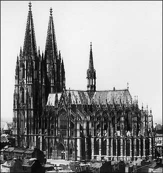 Kölner Dom Bild