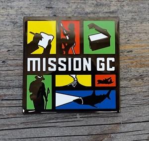 Mission GC Geocoin