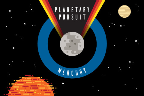 Planetary Pursuit: Mercury