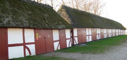 Billede af stalden