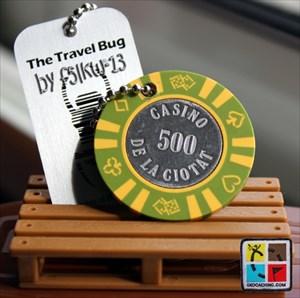 Casino de la Ciotat: Jeton de 500
