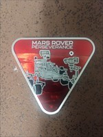 Mars Perseverance Rover - Front