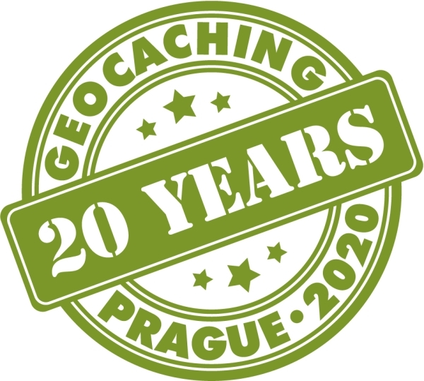 20 Years of Geocaching Prague 2020