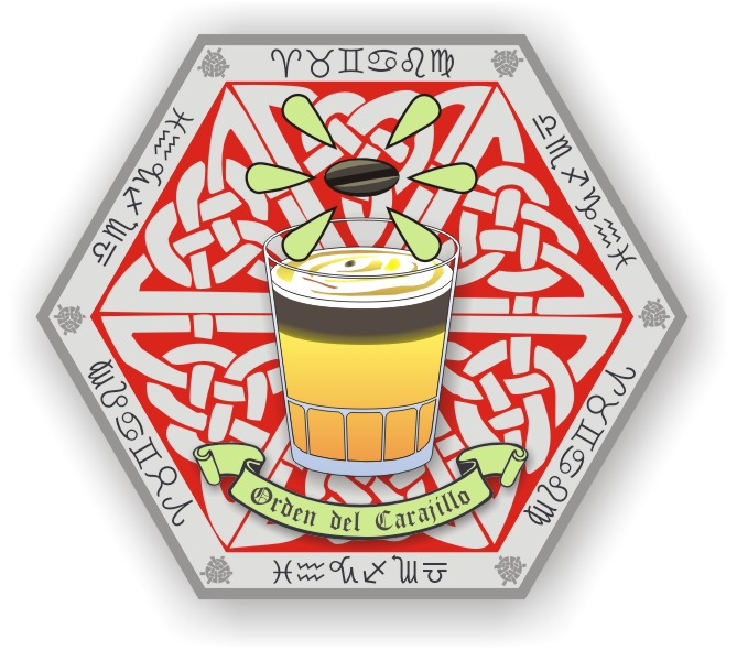 Logo Orden del Carajillo