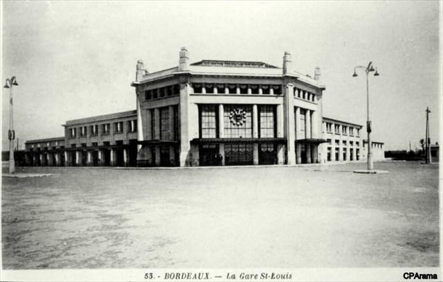 gare Saint Louis