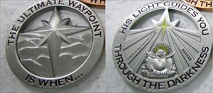 THE ULTIMATE WAYPOINT GEOCOIN