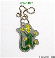 Rocking Gecko 2 - Green-Däy