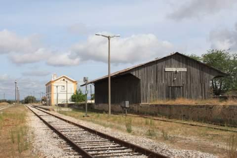 estação e arredores