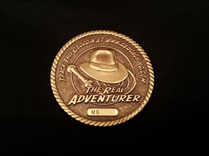 The Real Adventurer front