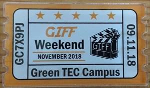 GeoToken GIFF 2018 Event 10/10