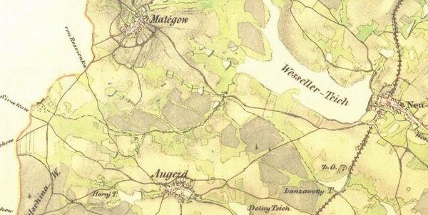 Morava – Ujezd, Matejov, Nove Veseli1858.