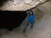 Teresa in the cave