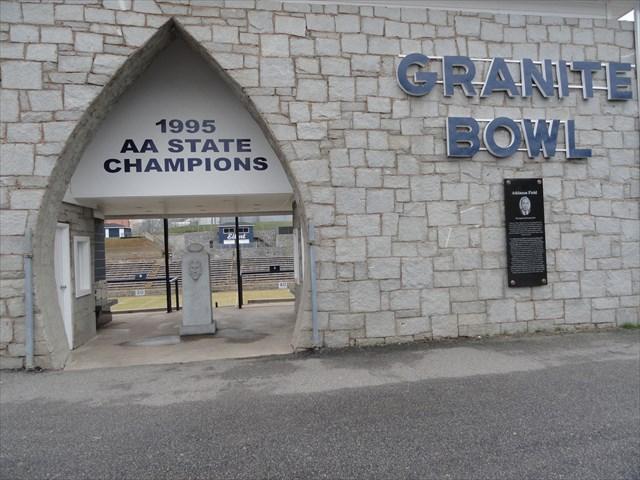 Gc5eq6k The Granite Bowl Traditional Cache In Georgia