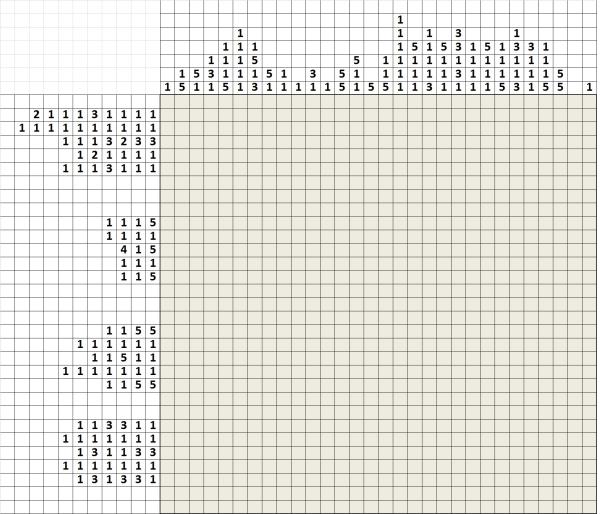 GC2XVYX Wayward #10 (Nonogram) (Unknown Cache) in Ontario ...