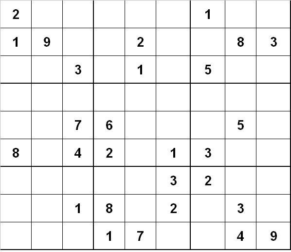 GC33KDE Intermediate Sudoku Strategies: Ghost Numbers