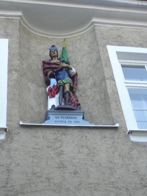 Plastika sv. Floriána