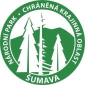 Logo NP a CHKO Sumava