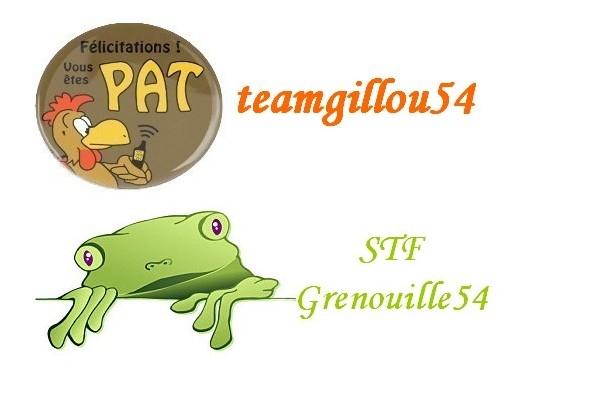 PAT teamgillou54