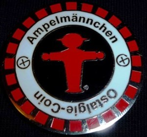 roter Ampelmann