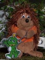 Der Igel und sein Frosch