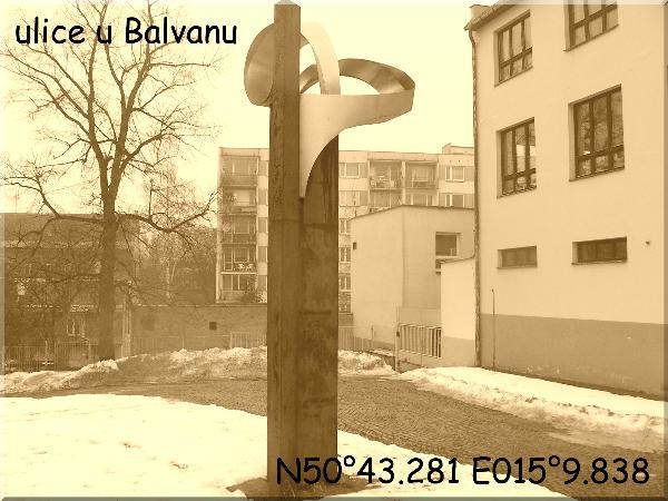 ulice U Balvanu