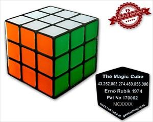 Magic Cube Geocoin