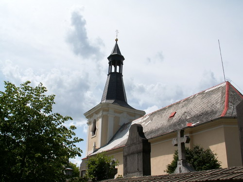 Dretovicky kostelik