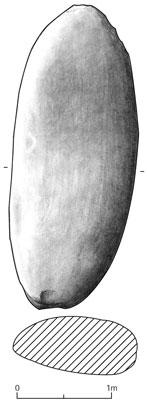 Desenho do menir