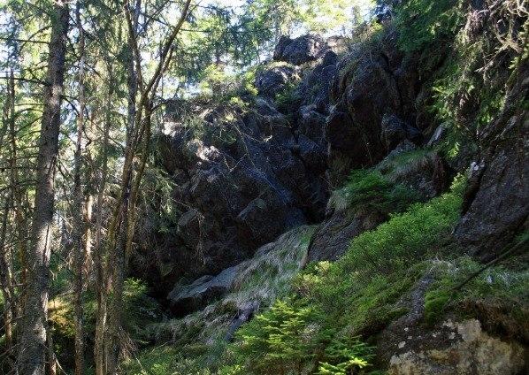 Celo Lovci skaly