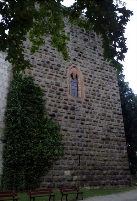 Hlízová věž