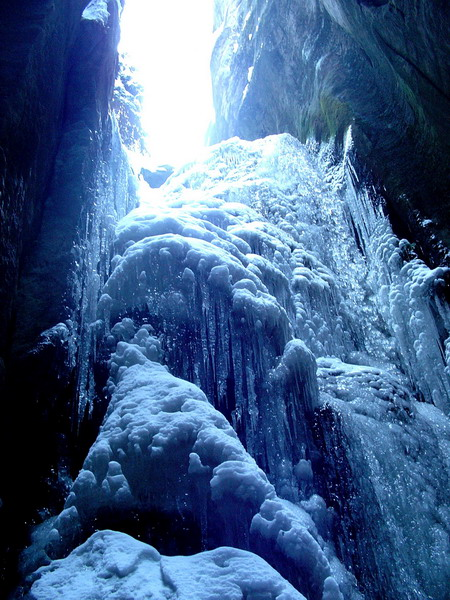 Velky vodopad/Big Watterfall