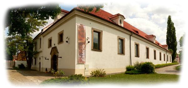 Zámecká jízdárna / Galerie r.2008