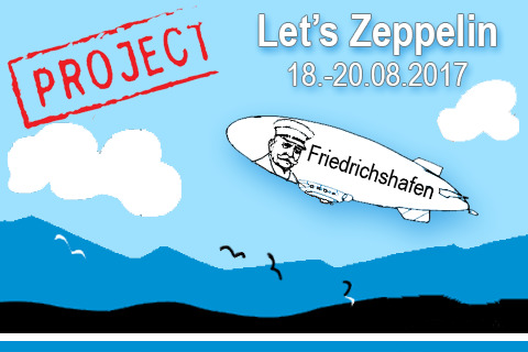 Project Let's Zeppelin 2017