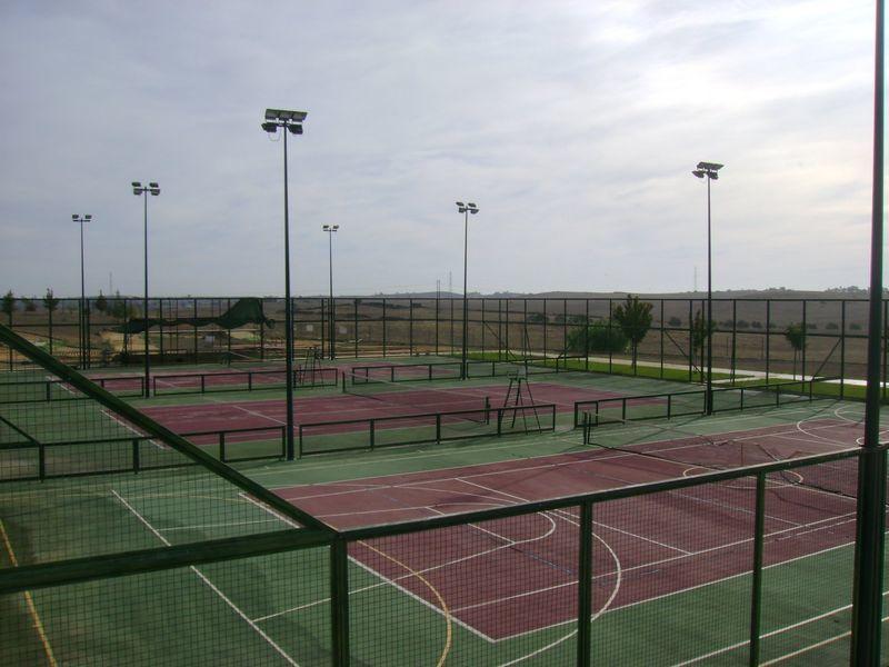 Campos de ténis