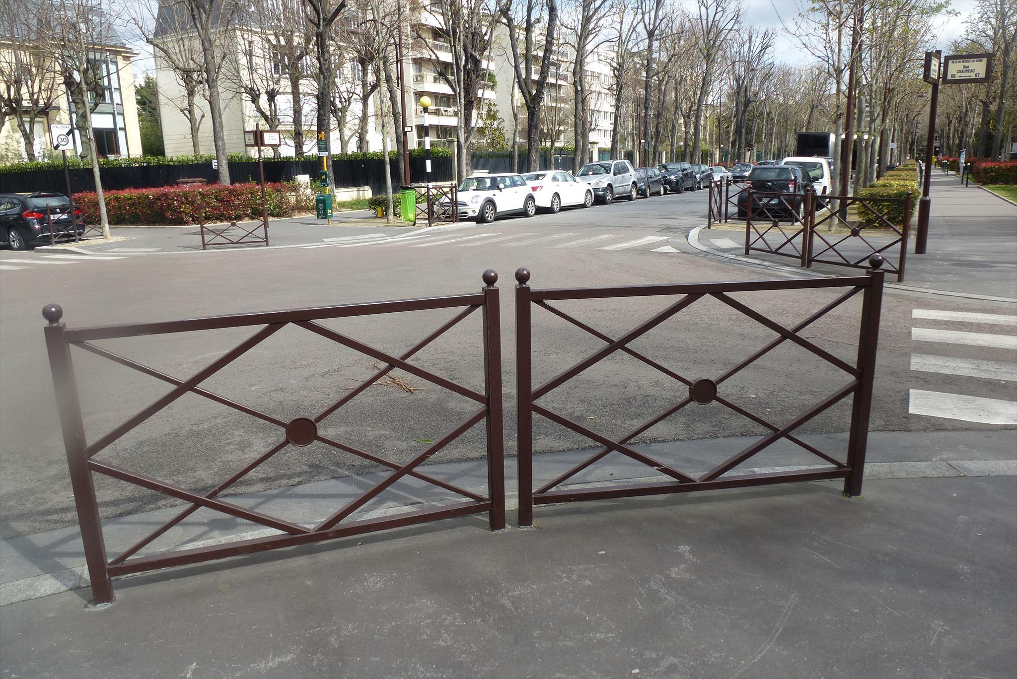 Croisillon de Neuilly-sur-Seine