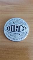 Enigma Geocoin