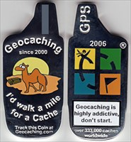 Geocaching Is Addictive!