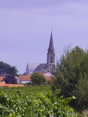 Eglise de Bouzillé