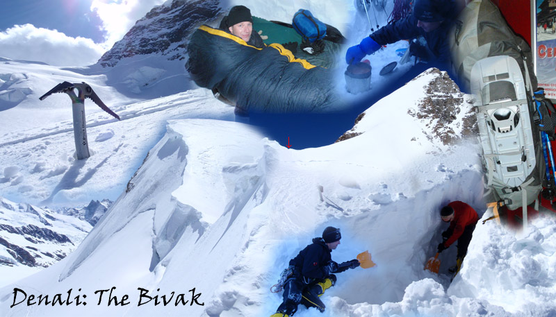 Denali: The Bivak