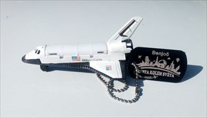 TB Space Shuttle
