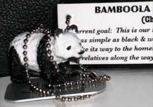 Bamboola the Panda